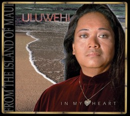 In My Heart Cd by Uluwehi Guerrero